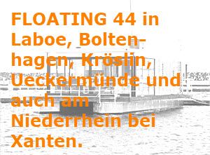 Floating 44 & Hausboote