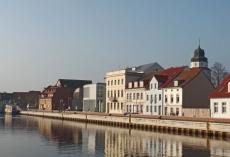 Ueckermünde Stadthafen